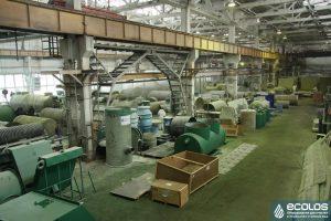 Очистные сооружения в Орловской области